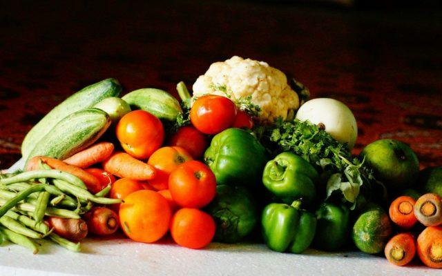 Légumes de saisons